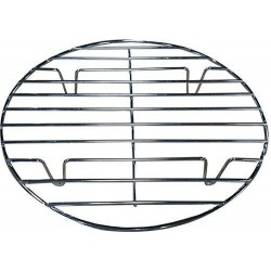 """STR-Steamer Rack - Baking Cooling Rack - Cooking Grate - Stainless Steel - Sizes 8""""-20"""""""