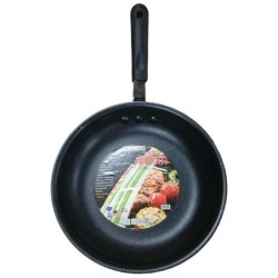 "AW2200-Non-Stick 9""or10"" Fry Pan Skillet - w/ Stay Cool Handle (Dishwasher Safe)"