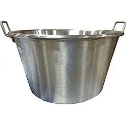 """AW1140-16"""" Stainless Steel Cazo Para Carnitas - Wok - Stir Frying Pot"""